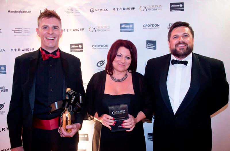 2015 winners croydon business excellent awards 2018 best green business freerunsca Images